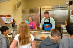 North Royalton Food Service Department Provides Update at October Board Meeting