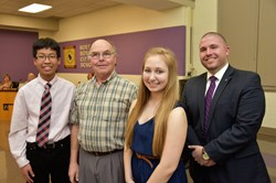 North Royalton Middle School Students win Scholarship for Washington, D.C.