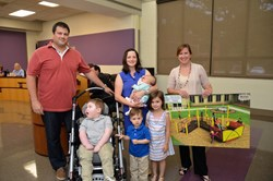 North Royalton Family has Wish Granted for Son by Make-A-Wish
