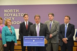 North Royalton Schools One of First Districts in County to Partner with State of Ohio Treasurer to Place Spending on OhioCheckbook.com