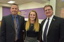 North Royalton High School Senior Selected for the 2016 US Army All-American Marching Band