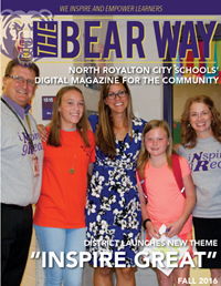 The fall edition of the Bear Way magazine is now online