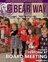 The Winter 2016 Issue of Bear Way is now available online.