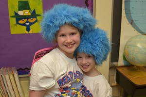 Royal View Elementary Students Celebrate Reading