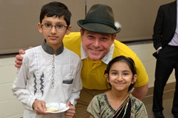 Albion Elementary Embraces Cultural Heritage with Spirit Day