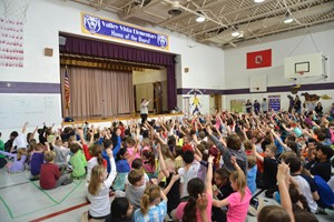 Valley Vista Elementary Named 2016 Hall of Fame School