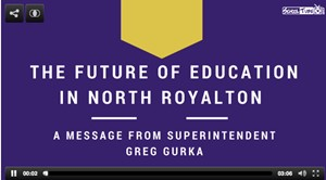 A Message from our Superintendent