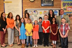 Valley Vista Elementary Students Have a Lot of S.O.L.E.