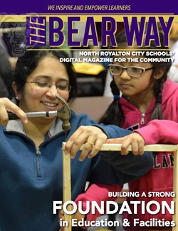 "The Spring ""Bear Way"" Digital Magazine is Now Online"