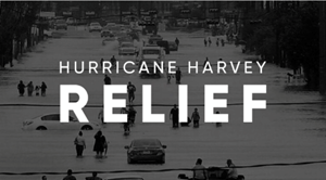 Hurricane Harvey Relief graphic
