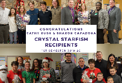crystal starfish winners