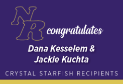 Crystal Starfish Recipients Announced