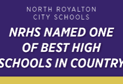 NRHS Named One of Best High Schools in Country