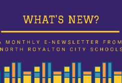 Monthly Update from North Royalton City Schools