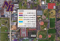 Where to Park this Year for Athletic Games