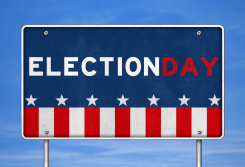 No School for NRES on Election Day
