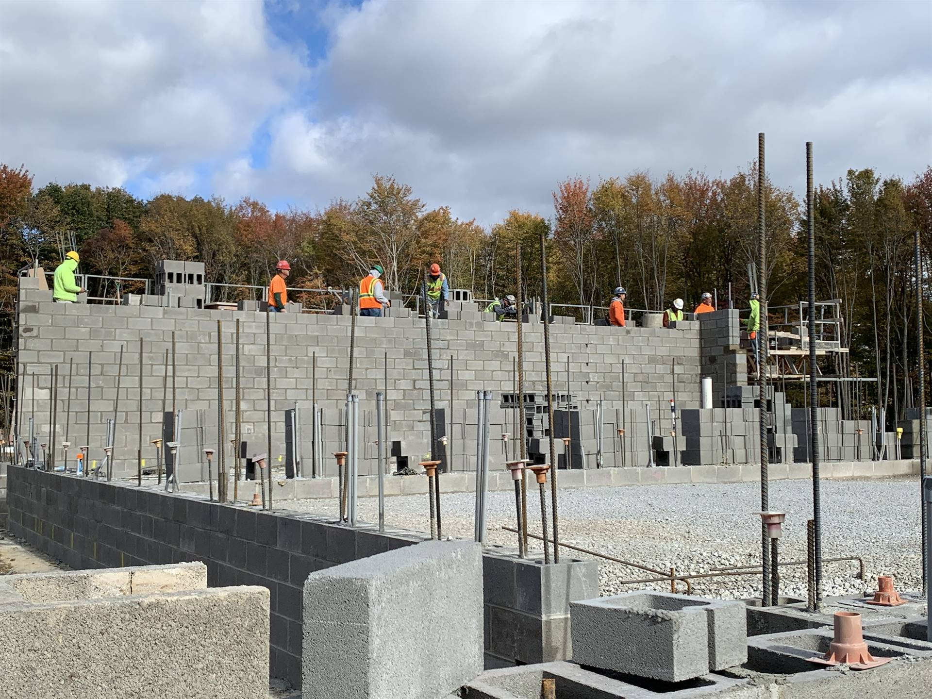 elementary school progress 10-18-19