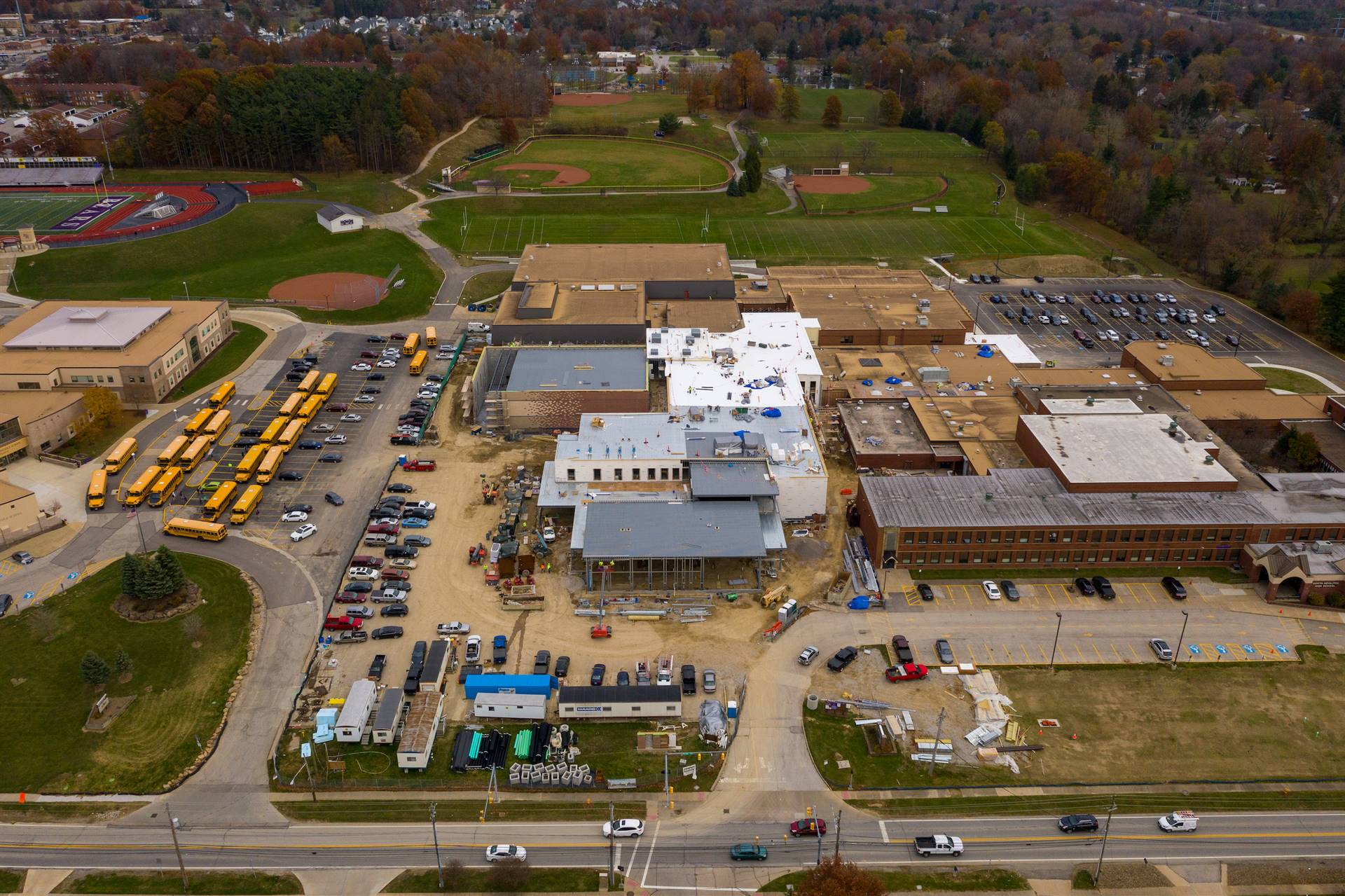 NRHS Drone Footage November 2019