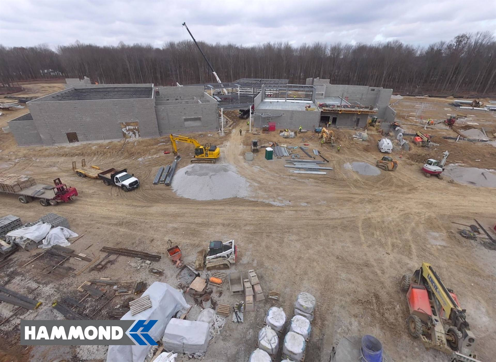 NRES Construction Update 12/16/19