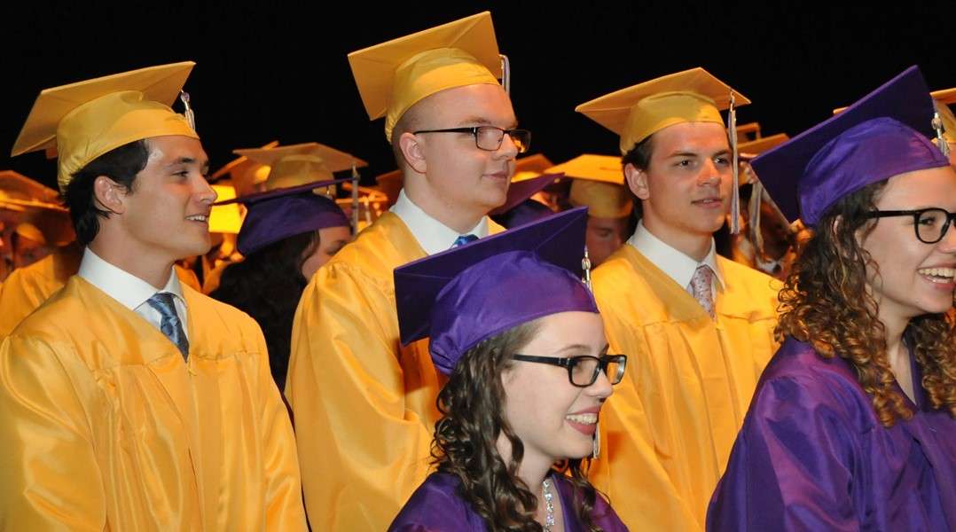North Royalton High School graduation 2019