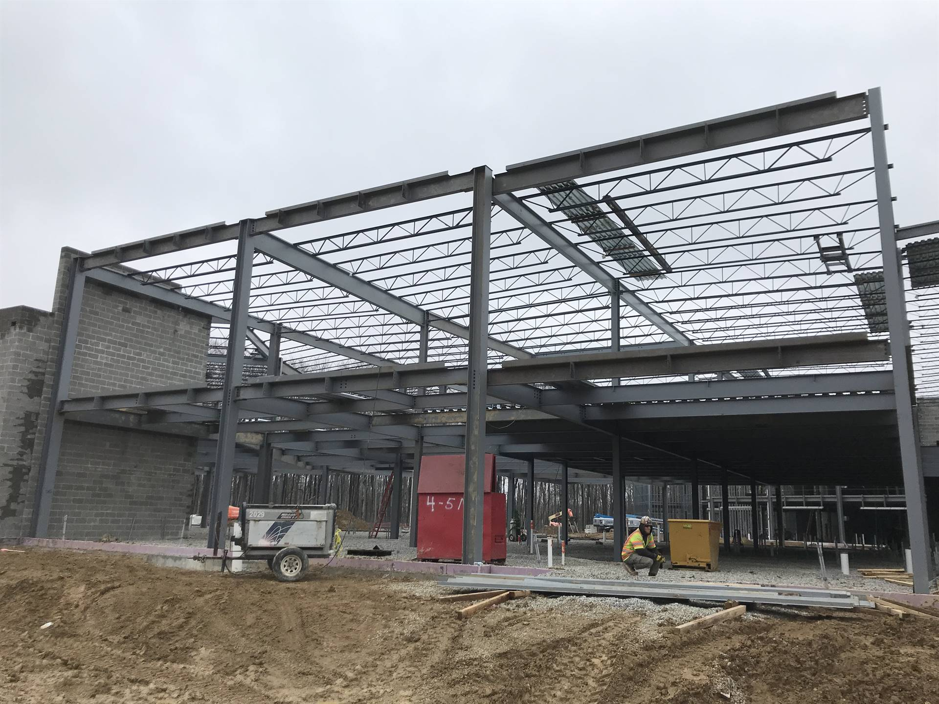 3-1-20 North Royalton Elementary School Progress