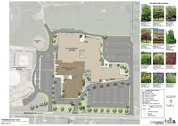 North Royalton High School Rendering as of September 25, 2018